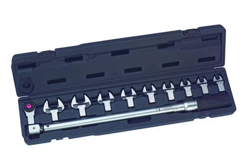 Interchangeable Torque Wrench Set